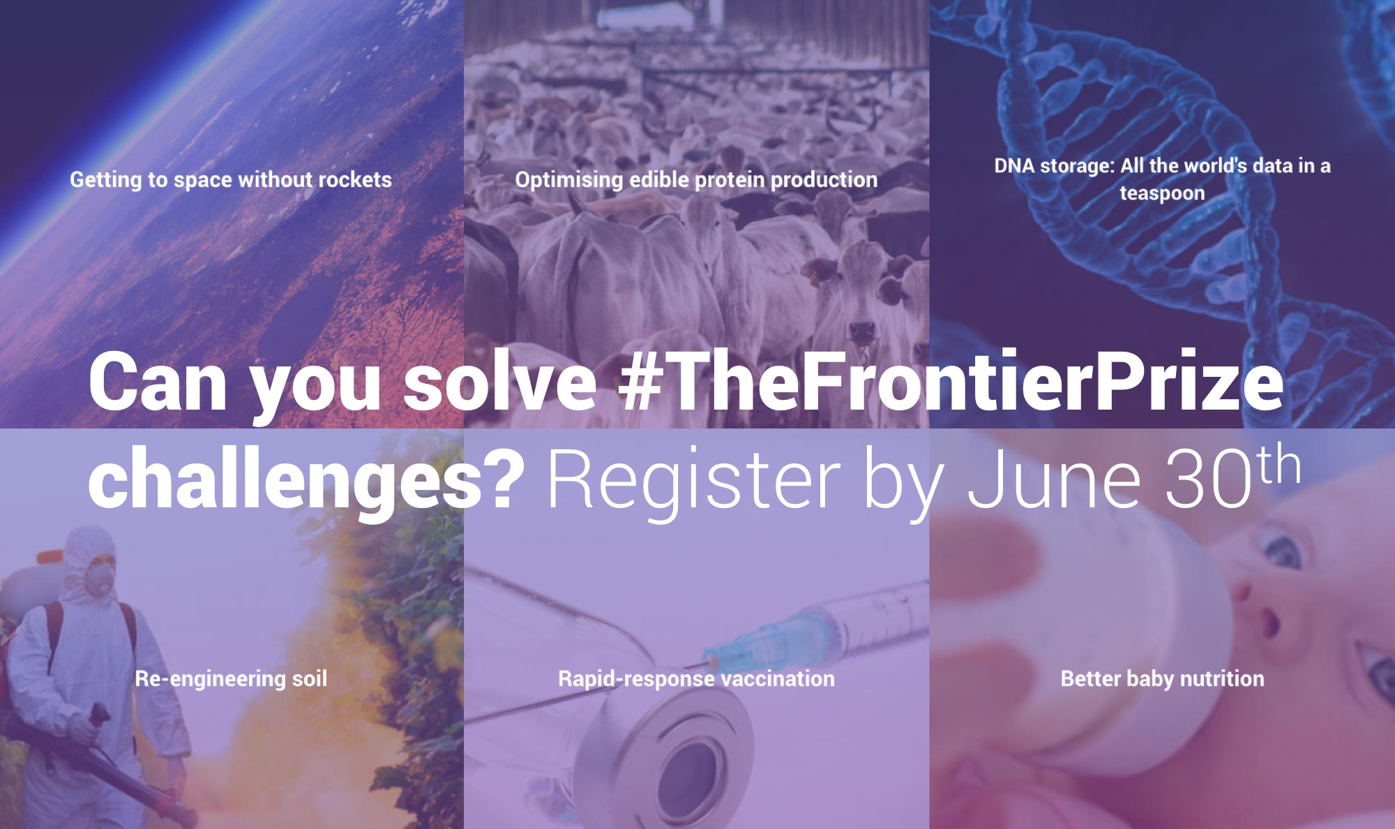 The Frontier Challenges