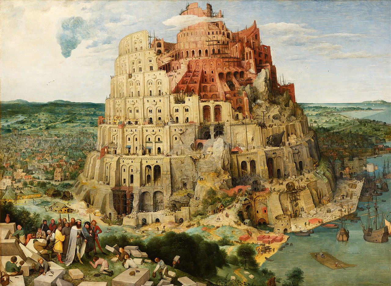 Bruegel's Tower of Babel